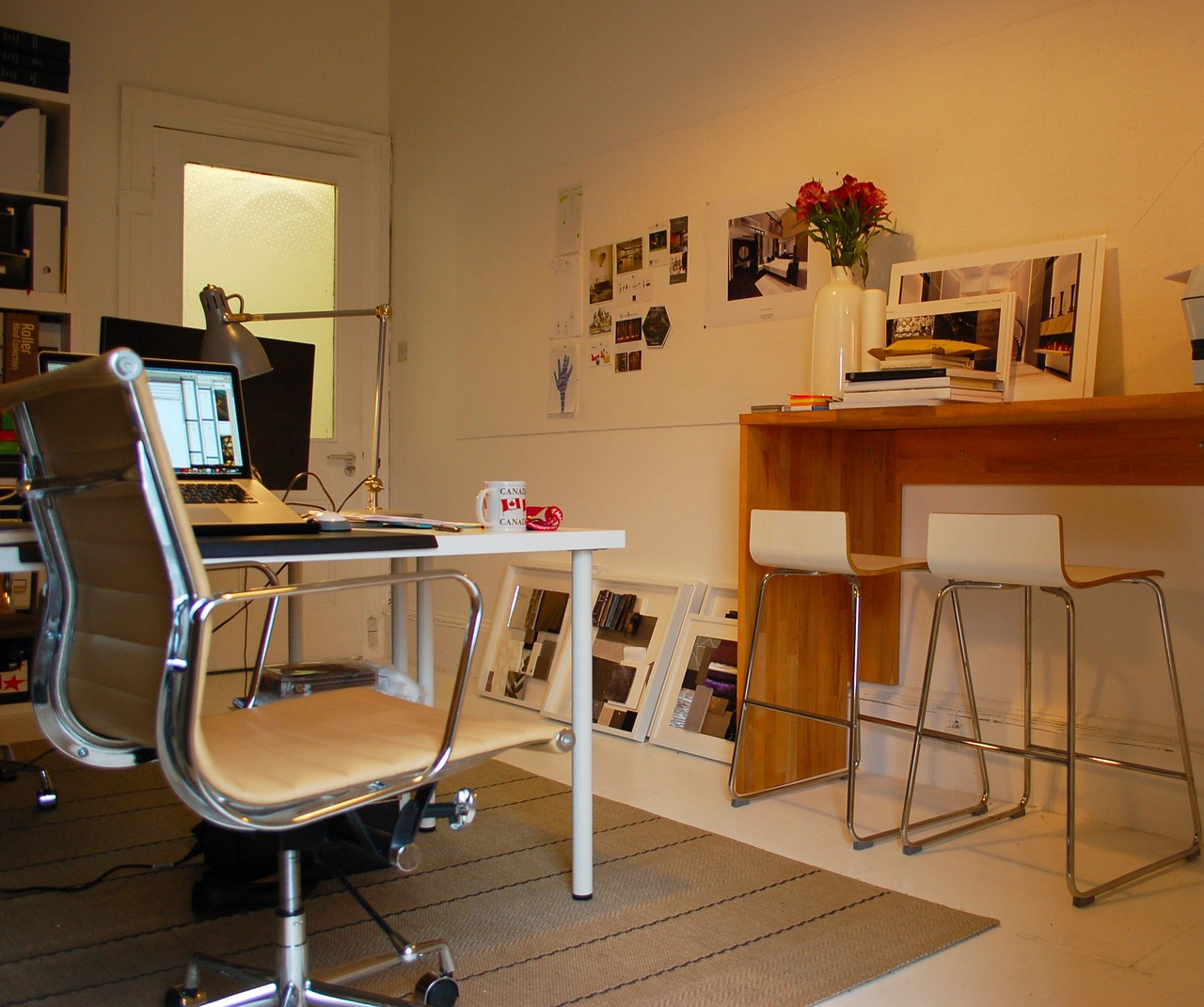 Maximising Space In A Small Office